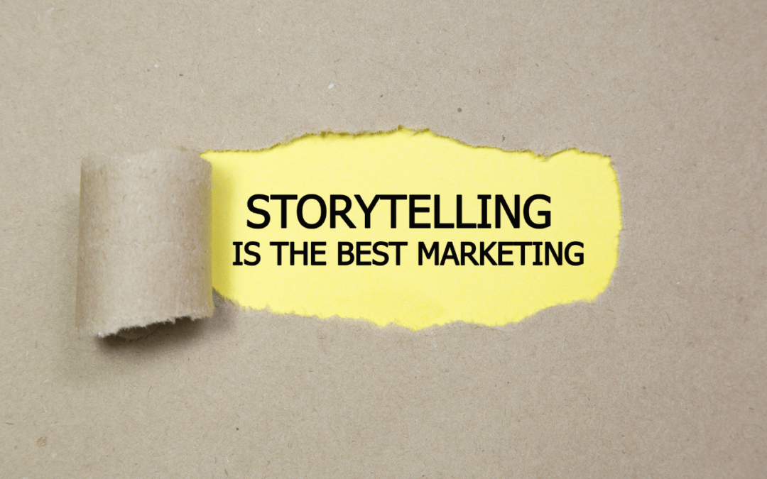 Hvad er storytelling i marketing?