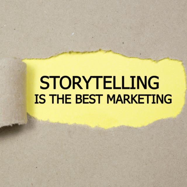 Hvad er storytelling i marketing?
